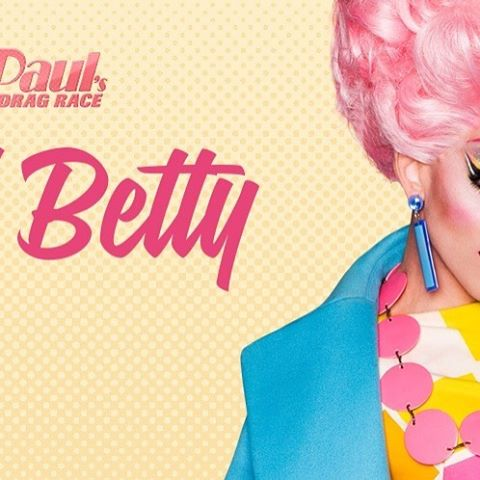 Betty for president! Boom boom party starter!! This tranimal gothellip
